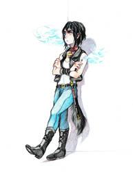 Melaina (Mel) Wukong by Dawnslight33