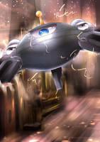 Day 193 - Jibacoil | Magnezone (Shiny) by AutobotTesla