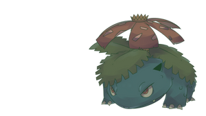 Fushigibana | Venusaur Commission by AutobotTesla