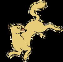 Clipart Fox by hansendo
