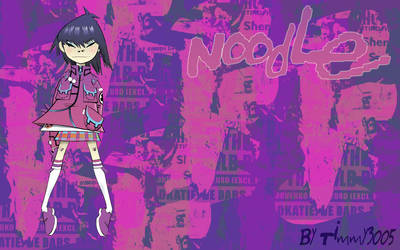 Noodle by Timmy3005