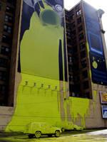 mural by SapphireDreamer