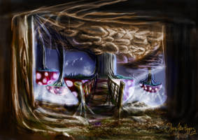 Toadstool Havens by olivera-h