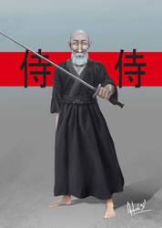 Samurai Master by aandre311
