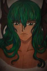 DIOSES: Poseidon by ehatsumi