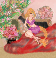 Dioses: Goddess Aphrodite  by ehatsumi