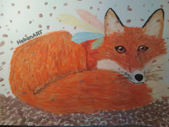 Fox by HebanART