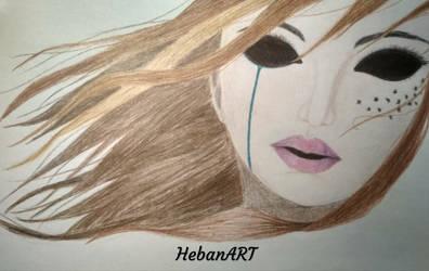 Eyes by HebanART