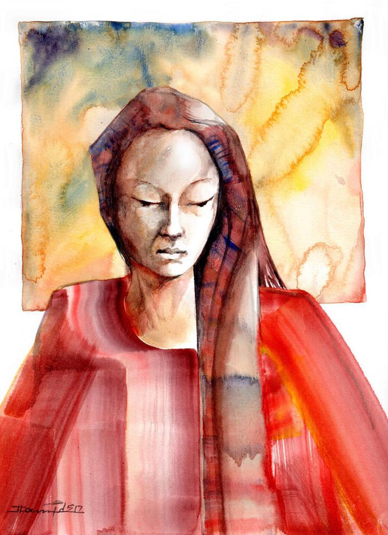 Ethnic Robe by HamidM