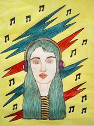 Feel the music by anasofiajc