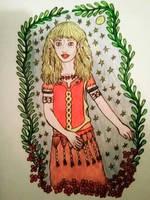 Elf Geilha by anasofiajc
