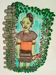 Little Ogrea by anasofiajc