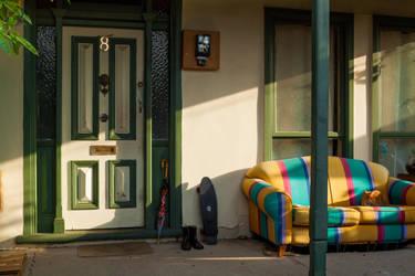 Melbourne Front Door 1 by snaphappy7530