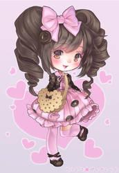 Angelic Pretty Random Lolita (White Version) by Ultra-Violette