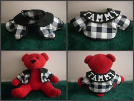 Tammy Bear Jacket by fluffnight