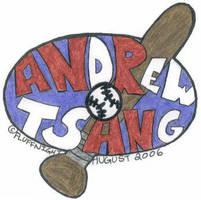 Badge-Logo - Andrew Tsang by fluffnight