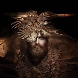 costume and headpiece by KasiaKonieczka