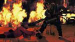 Gangsters-pyro by DannytheBird