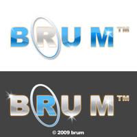 Brum logo by atomiccc