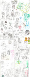 Sketchdump 63 by MottInThePot