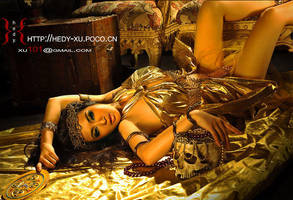 Cleopatra by Aya-H