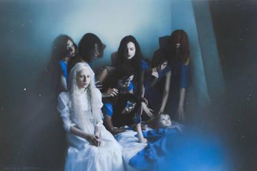 Infinitely Blue Dreams by NataliaDrepina