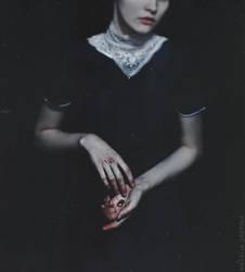 Portrait Of Doom by NataliaDrepina