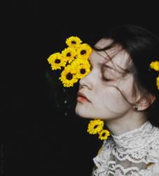 Autumn Chrysanthemum by NataliaDrepina