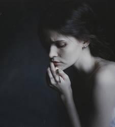 Dewdrop of woe by NataliaDrepina