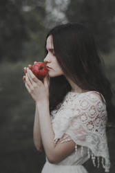 The smell of ripe apples by NataliaDrepina