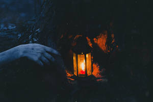 Mysterious light by NataliaDrepina