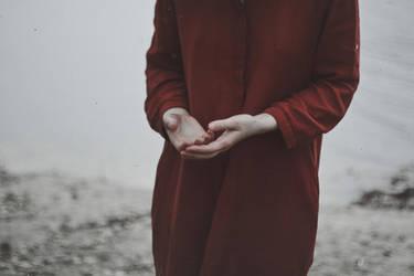 Fading October Morning by NataliaDrepina