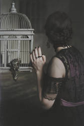 Too quiet now by NataliaDrepina