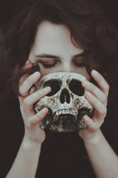 The taste of your silent thoughts by NataliaDrepina