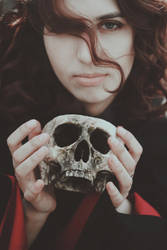 Chalice of Death by NataliaDrepina