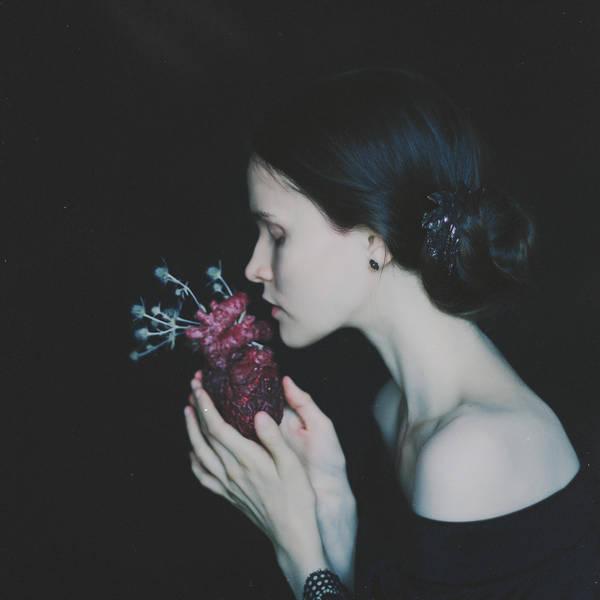 Wildflowers grow through my heart by NataliaDrepina