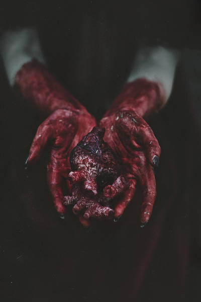 I stole your heart by NataliaDrepina