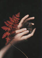 Sanguine natura by NataliaDrepina