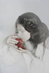 Whispering poetry to wounded hearts by NataliaDrepina