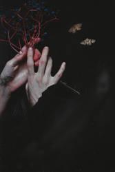 Te Grapes of Sorrow by NataliaDrepina