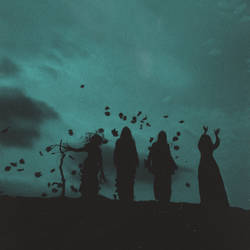 The farewell ritual by NataliaDrepina