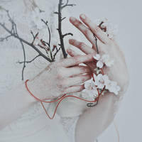Blooming with new pain by NataliaDrepina