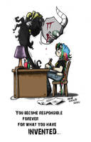 For what you have invented by SalmaRU
