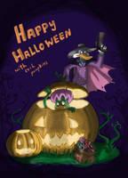 Evil pumpkins by SalmaRU