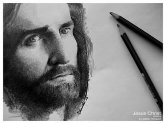 Jesus Christ 3 by pablorenauld