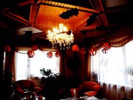 Pumpkin Mansion by zzSnowWhiteQueenzz