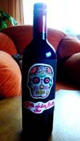 El Dia De Los Muertos Vino by zzSnowWhiteQueenzz