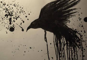 Raven by zzSnowWhiteQueenzz