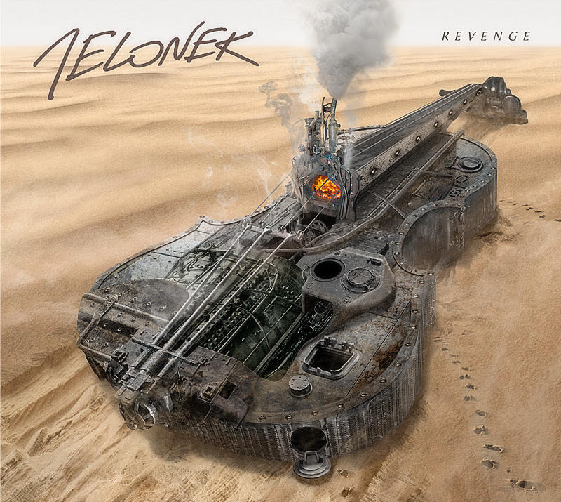 Jelonek Revenge cover artwork by xaay