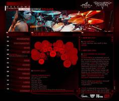 George Kollias website by xaay